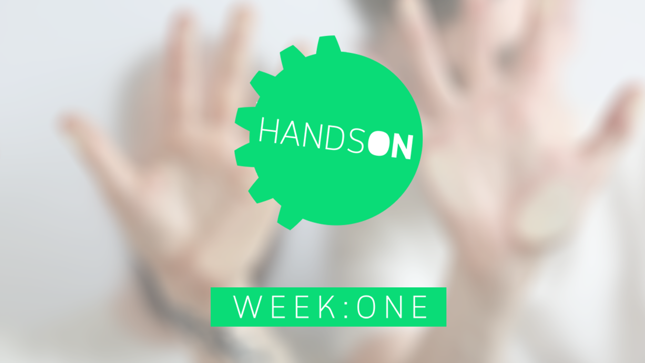 Hands On Week One Thumb